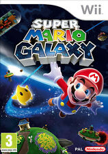 Super Mario Galaxy ~ Wii (in Good Condition)