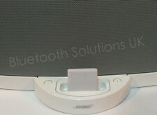 Bluetooth musik empfänger for Bose sounddock serie 1 Weiß iPhone 6,iPad etc
