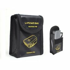 Battery Explosion Fireproof Bag Fit For DJI Mavic Pro Protective Pouch Safe Lipo