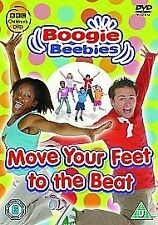 BOOGIE BEEBIES MOVE YOUR FEET TO THE BEAT - DVD - REGION 2 UK