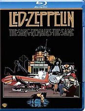 LED ZEPPELIN SONG REMAINS THE SAME - BLU-RAY - REGION B UK