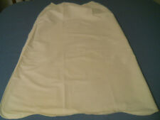 LADIES  100 % NYLON FORMAL LENGTH KAYSER VTG  HALF SLIP LINGERIE ZIPPER ON SIDE