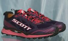Light Weight Dark Purple Pink White SCOTT Running Shoes Sz 8 US 6.5 UK 40.5 EU