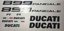 Ducati 899 Panigale Decal Kit / Black