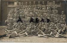 WW1 Officer Cadets 3 Squadron No5 Training Cadet Wing Hastings sussex