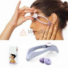 Facial Body Hair Remover Removal Threading Threader Epilator Beauty Tool System
