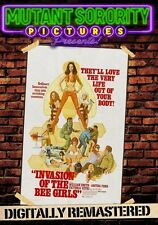 Invasion Of The Bee Girls (2015, DVD NIEUW) 889290042804