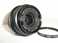 SMC PENTAX-M 28mm f2.8 MANUAL FOCUS WIDE ANGLE LENS, PENTAX FILM & DIGITAL SLRs