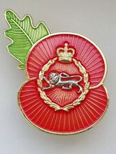 Kings Own Royal Border  Regimental Poppy Pins