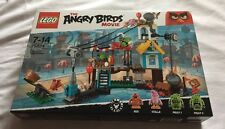 Lego Angry Birds Pig City Teardown Set 75824 From 2016 BNIB