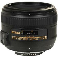 Nikon AF-S 50mm f/1.4G Autofocus Lens Brand New With Shop Agsbeagle
