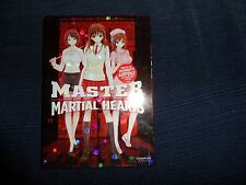Master Of Martial Hearts . The Complete Series . Anime . DVD