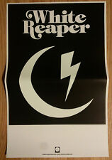 Music Poster Promo White Reaper  ~ Does It Again