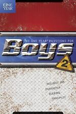 The One Year Devotions for Boys 2 (One Year Book of Devotions for Boys), , Good