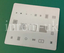 iPhone 5 5G 21 in 1 BGA stencil template for chip IC reballing repair tool
