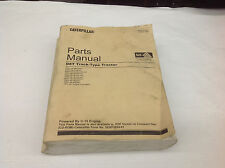 CAT Caterpillar D8T Tractor KPZ1 C-15 Engine Parts Manual SEBP3654-01 Oct. 2004