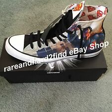 Converse CHUCK TAYLOR  Hi All Star DC Comics Superman Flight Unisex footwear