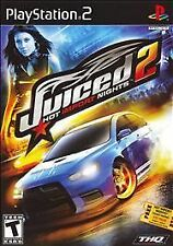 Juiced 2: Hot Import Nights (Sony PlayStation 2, 2007)