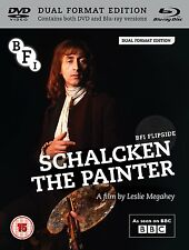 Schalcken The Painter - [Dual Format Edition - DVD & Blu ray] NEW & SEALED