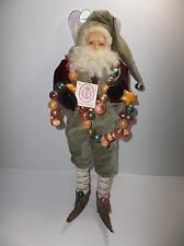 "Mark Roberts GUMDROP FAIRY 22"" ELF Retired With TAGS"