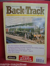BACK TRACK RAILWAY JOURNAL MAY 1995 PILOT DIESEL LOCO CORRIDOR COACHES YARMOUTH