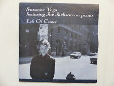 45 Tours SUZANNE VEGA featuring JOE JACKSON Left of center , cracking 390093