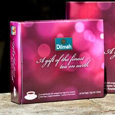 Ceylon tea Dilmah Illumination Collection Gift 40 TEAS BAGS Set