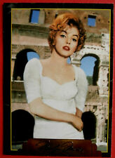 """Sports Time Inc."" MARILYN MONROE Card # 124 individual card, issued in 1995"