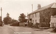 The Post Office Willesborough Nr Ashford RP pc used 1915 Coopers Series