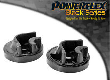 Powerflex BLACK Poly Bush For Vauxhall AstraG Front Lower Lower Engine Mount Ins