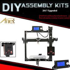 Anet X2 3D Printer Prusa i3 DIY Kit - Multiple Filament Types, Large Printing MX