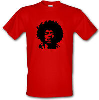JIMI HENDRIX Legend Guitar Icon Heavy Cotton t-shirt Sizes from Small to XXL
