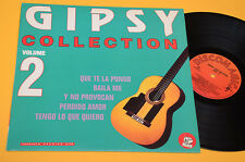 GIPSY KING LP COLLECTION 2(QUE TE LA PONGO BAILA ME TENGO LO QUE..)ORIG ITALY EX