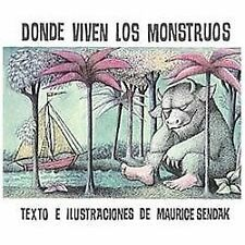 Donde viven los monstruos: Album clasico / Where the Wild Things Are: Classic P