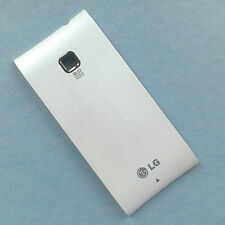 100% Genuine LG Optimus GT540 battery cover rear housing back White fascia