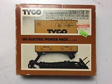 Vintage TYCO ELECTRIC POWER PACK HO Scale ELECTRIC TRAIN Hobby Transformer # 899