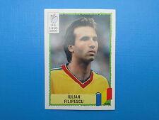 PANINI EURO 2000 N. 34 FILIPESCU ROMANIA