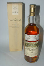 WHISKY GLENDRONACH ORIGINAL 12 YEARS OLD SINGLE HIGHLAND MALT 75cl. IN BOX 1990