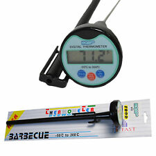 Smart Digital Cooking Thermometer for Testing Temp of Hot & Cold Food & Liquids
