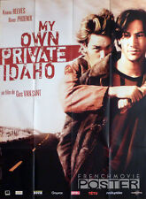 MY OWN PRIVATE IDAHO - REEVES / PHOENIX / VAN SANT - REISSUE LARGE FRENCH POSTER