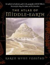 The Atlas of Middle-Earth (Revised Edition), Karen Wynn Fonstad, Good Book
