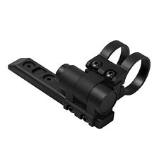 """KEYMOD Tactical Adjustable 1"""" Accessory Ring Mount Fits Flashlights Lasers"""