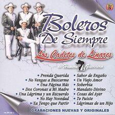 Boleros de Siempre by Cadetes de Durango (CD, Feb-2002, Lideres)
