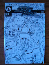 STARSHIP TROOPERS #4 SKETCH COVER VARIANT EDITION COMIC
