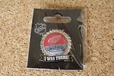 2015 Stanley Cup Playoffs I Was There pin NHL SC Detroit Red Wings