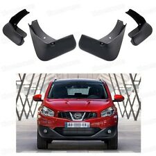 4Pcs Mud Flaps Splash Guard Fender Mudguard fit for Nissan Qashqai 2012-2013