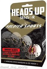 Soldier Sports ''Heads Up'' Football Helmet Sensor