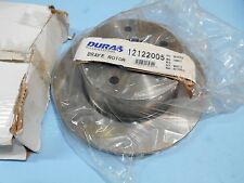 Set or (2) Front Disc Brake Rotors-Dura Int. -  fits 99-04 Land Rover Discovery