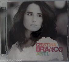 Cristina Branco - Abril (CD, 2007, Emarcy (EU)) FADO Near MINT 10/10