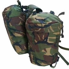 BRITISH ARMY ISSUE SIDE POUCHES & YOKE , PLCE pack, bergen, backpack, bag